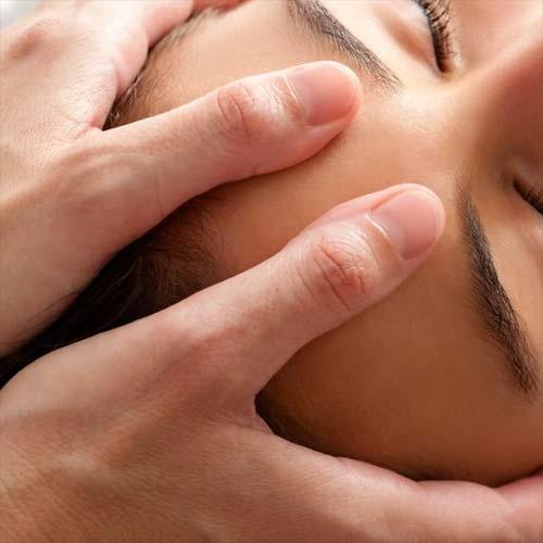 Manual Medicine Australasia Structural Cranial Headache TMJ treatment closeup